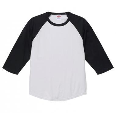 ラグラン3/4スリーブTシャツ