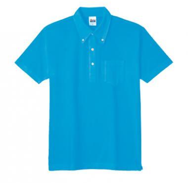 Printstar  スタンダードB/Dポロシャツ(ポケット付き) 225-SBP