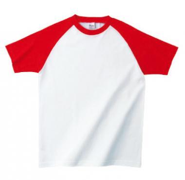 ラグランTシャツ(半袖)