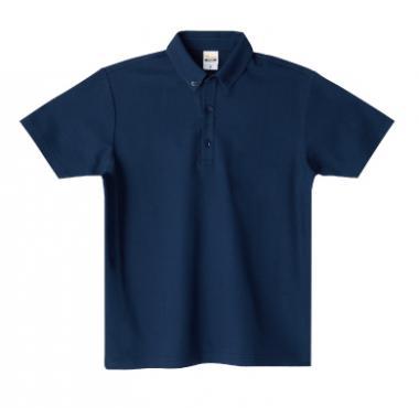 Printstar  ボタンダウンポロシャツ 197-BDP