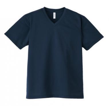 glimmer ドライVネックTシャツ 337-AVT