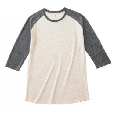 TRUSS トライブレンド7分袖Tシャツ TQS-122