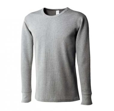 TRUSS ワッフルロングスリーブTシャツ TML-130