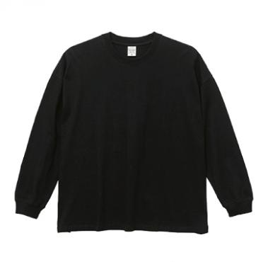 ビッグシルエット ロングスリーブ Tシャツ 5019-01