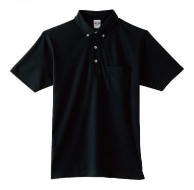 ボタンダウンポロシャツ(ポケット付き) 198-BDQ