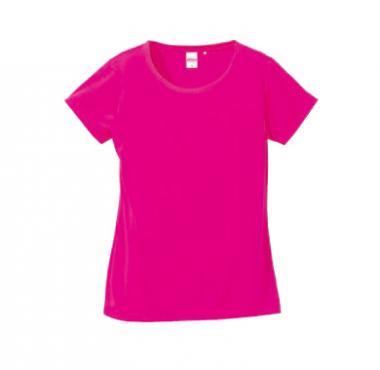rucca ドライシルキータッチXラインTシャツ 5088-04