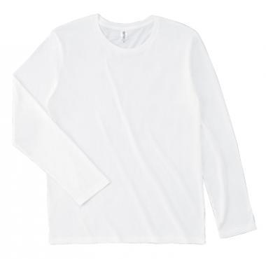 スリムフィットロングスリーブTシャツ SFL-110