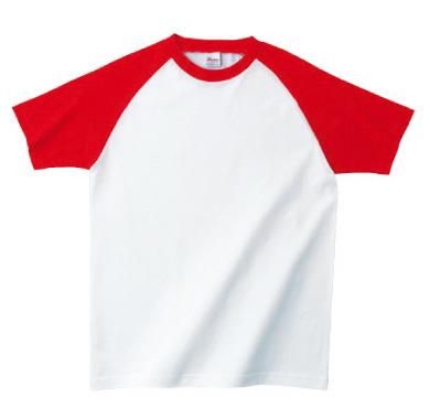 ラグランTシャツ(半袖) 137-RSS