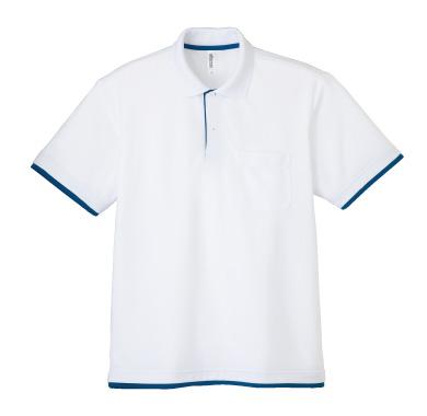 ドライレイヤードポロシャツ 339-AYP