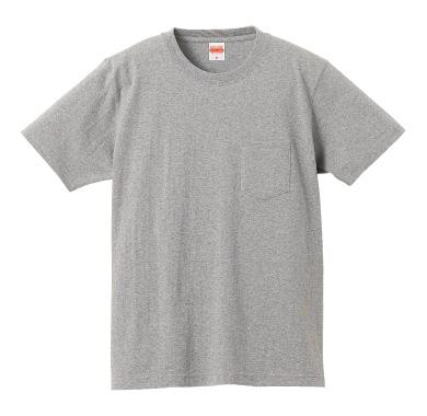 スーパーヘヴィーウェイトTシャツ(ポケット付) 4253