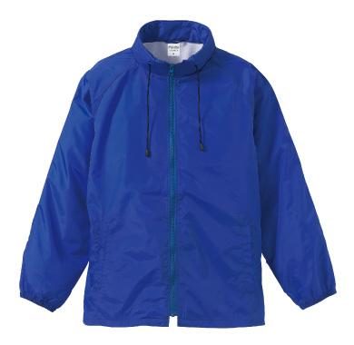ナイロンスタンドジャケット(フードイン) 7056