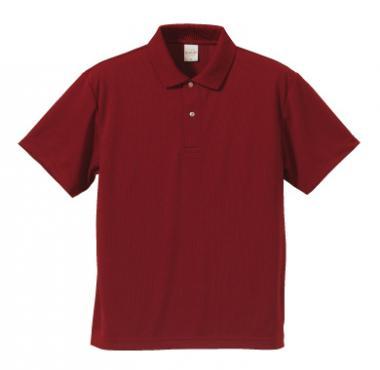 ドライ アスレチックポロシャツ 5910-01