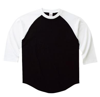 ラグランベースボールTシャツ 138-RBB