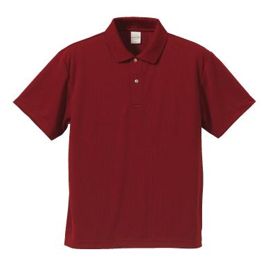 ドライ アスレチック ポロシャツ 5910
