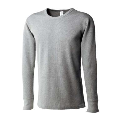 ワッフルロングスリーブTシャツ TML-130